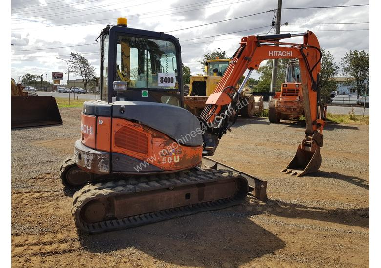 2010 Hitachi Zaxis ZX40U-3F Excavator *CONDITIONS APPLY*