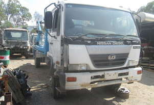 2007 - Nissan PKC215 - Wrecking - Stock ID 1605