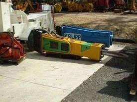 Rammer Hydraulic Hammer Breaker - picture2' - Click to enlarge
