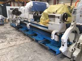 4 metre x 1100mm swing Poreba lathe   - picture0' - Click to enlarge