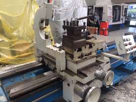 4 metre x 1100mm swing Poreba lathe   - picture4' - Click to enlarge