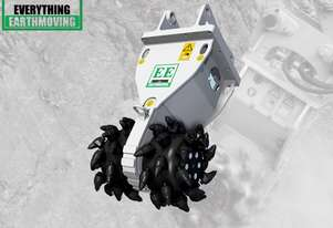 EE-DC10 Rock Grinder to suit excavators 6 to 12 tonnes