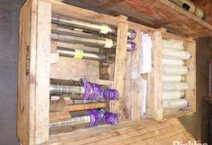 1x Crate Containing 6.125 inch QXT Lock Mandrels, 3.810 inch ABD Assembly, 3.810 inch Junk Catcher,