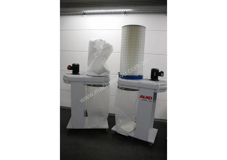 AL-KO Dust Extraction Mobil 125W - Made in Germany