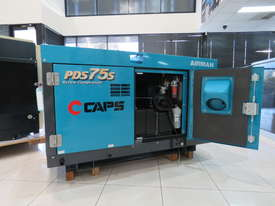 AIRMAN PDS75S-5C1 75cfm Portable Diesel Air Compressor - picture0' - Click to enlarge