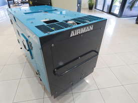 AIRMAN PDS75S-5C1 75cfm Portable Diesel Air Compressor - picture5' - Click to enlarge