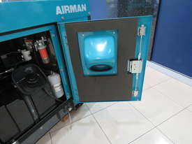 AIRMAN PDS75S-5C1 75cfm Portable Diesel Air Compressor - picture9' - Click to enlarge