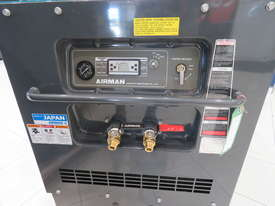 AIRMAN PDS75S-5C1 75cfm Portable Diesel Air Compressor - picture11' - Click to enlarge