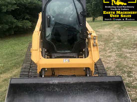 2016 CAT 239D Tracked Skid Steer, only 300hrs.  MS520 - picture2' - Click to enlarge