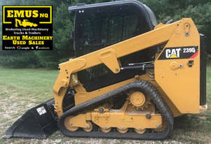 Caterpillar 239d Skid Steer Loaders - New and Used