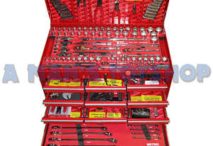 TOOLKIT 279 PIECE AF METRIC 12 DRAWER