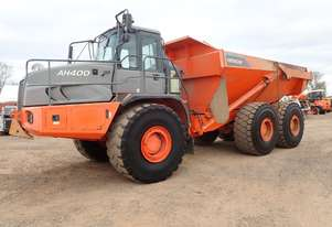 2008 Hitachi AH400D Articulated Dump Truck
