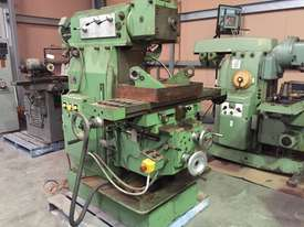Used Fexac Model UMS Universal Milling Machine - picture0' - Click to enlarge