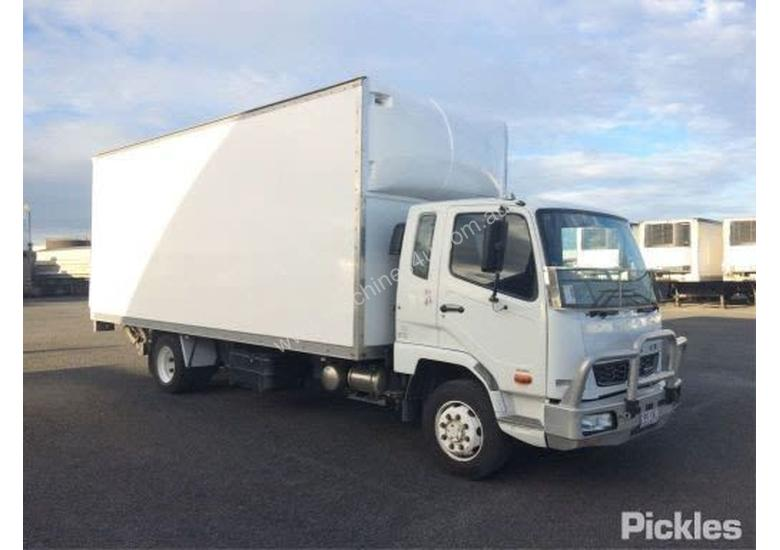 2012 Mitsubishi Fuso Fighter
