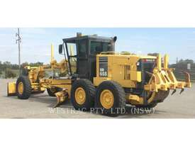 KOMATSU AMERICA GD655 Motor Graders - picture0' - Click to enlarge