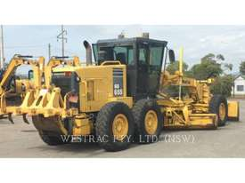 KOMATSU AMERICA GD655 Motor Graders - picture1' - Click to enlarge