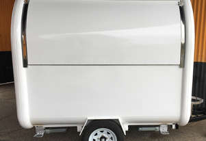 High quality cost effective food trailers from $9,990 + GST