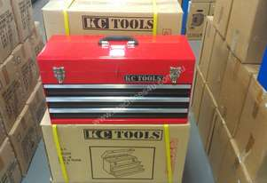 Kc Tools   3 Drawer Tool Box