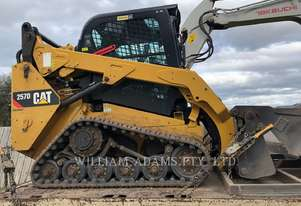 CATERPILLAR 257D Skid Steer Loaders