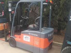 Toyota electric forklift 7FBE18 7FBE20 - picture0' - Click to enlarge