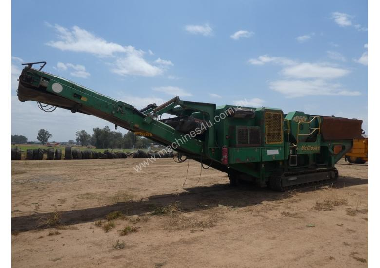 McCloskey C50 Jaw Crusher