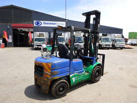 Mitsubishi FG35AT 3.5 Tonne LPG Forklift - picture1' - Click to enlarge