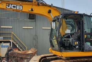 GREAT CONDITION JCB JZ140 EXCAVATOR