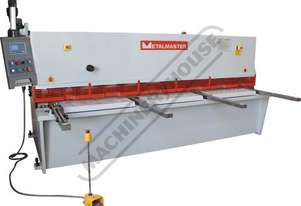 HG-3206 Hydraulic NC Swing Beam Guillotine - Deluxe 3200 x 6mm Mild Steel Shearing Capacity 1-Axis N