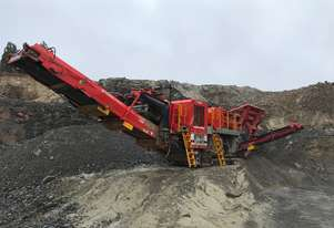 2018 TEREX/FINLAY J1175 TRACK JAW CRUSHER
