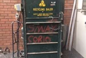 Baling Press - Excellent Cond