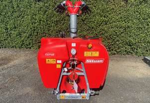 Silvan 600L P50 Turbomiser Sprayer