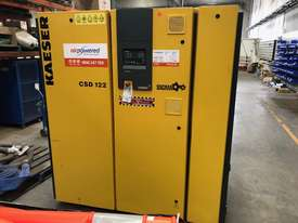 2009 Kaeser CSD122 - 75kw - 427cfm Electric Air Compressor - picture0' - Click to enlarge