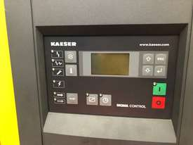 2009 Kaeser CSD122 - 75kw - 427cfm Electric Air Compressor - picture2' - Click to enlarge