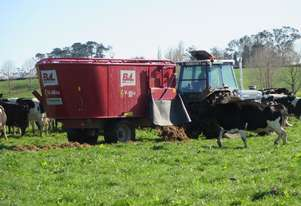 The Longer Lasting Feed Mixer Wagon