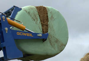 Save on Time, Fuel and Money with a Goweil Round Bale Slicer