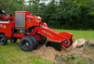 FSI D30 Self Propelled Stump Grinders