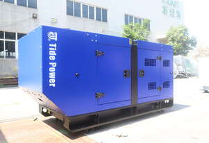 Tide Power 40kVA silenced generator set