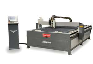 New CNC Plasma With Etching Engraving Head 1500mm x 3000mm THC