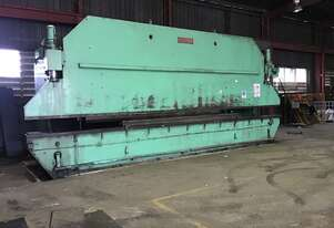 used PEARSON hydraulic press brake