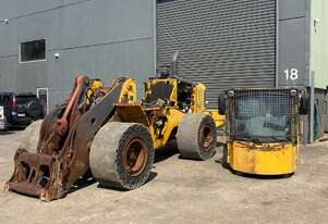 Volvo L110E Wheel Loader for Wrecking