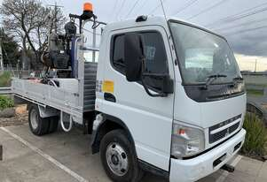 Mitsubishi FE Canter Road Marking Truck