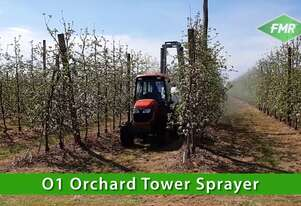 FMR O1 ORCHARD TOWER SPRAYER