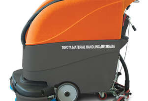 Toyota Material Handling Australia Ecosmall 70B Scrubber Dryer