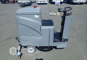 2020 ARTRED AR-57 RIDE ON ELECTRIC SCRUBBER (UNUSED)