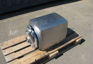 Stainless Centrifugal Pump - 5.5kW - Alfa Laval