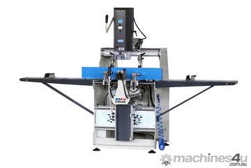 Unmatched Copy Router value. 3 motors, includes L/H & R/H conveyors and stop system