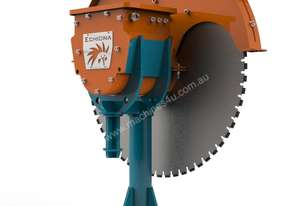 D3 Diamond Rocksaw for Excavators 4 - 12 tonnes