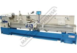 TM-26120G Centre Lathe Ø660 x 3300mm Turning Capacity - Ø120mm Spindle Bore Includes Digital Reado