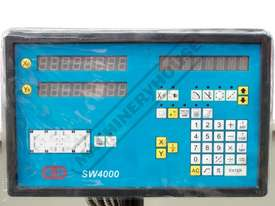 TM-26120G Centre Lathe 660 x 3300mm Turning Capacity - 120mm Spindle Bore Includes Digital Readout - picture2' - Click to enlarge