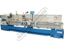 TM-26120G Centre Lathe 660 x 3300mm Turning Capacity - 120mm Spindle Bore Includes Digital Readout - picture0' - Click to enlarge